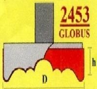 Фреза Globus 2453