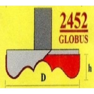 Фреза Globus 2452