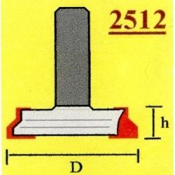 Фреза Globus 2512