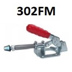 Струбцины прижимные рычажные 302FM 136KG