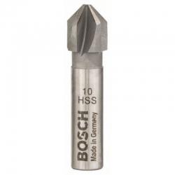 Зенкер конусный по металлу 10 мм BOSCH 260859665