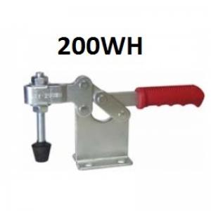 Струбцины прижимные рычажные  200WH 400KG