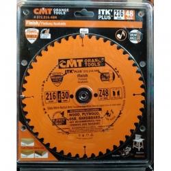 Пильный диск CMT 216x30x48z 272.216.48M