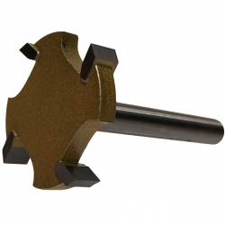 Фреза Easy Tool для выравнивания поверхности Z4 D40 h7 L65 d8