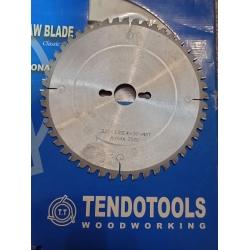 Tendotools 225x30x3,2x2,4x48Z Neg Aluminium