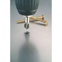 Зенкер конусный по металлу 12мм BOSCH 260859671