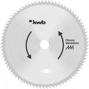 Пильный диск KWB B69 190x30x1,4x100z без напайки чистый рез